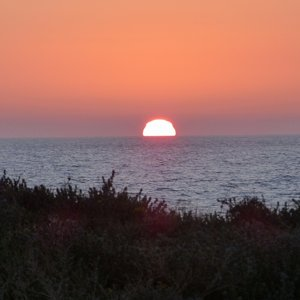 Sunset Spain 2018